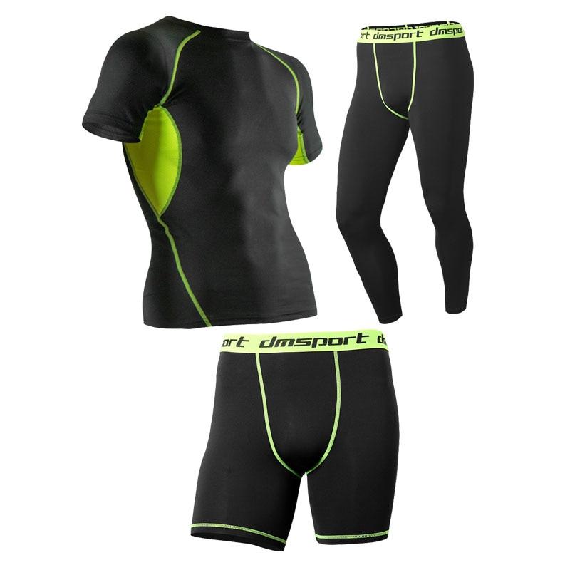 3 Pcs/lot Mens Thermal Underwear Quick Dry Technol