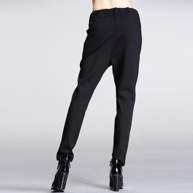 Primavera Stretch Personalidad Señoras Temperamento Y Haren Entrepierna Marea 2018 Colgando Pantalones Caliente Otoño 1wSqdZ8x