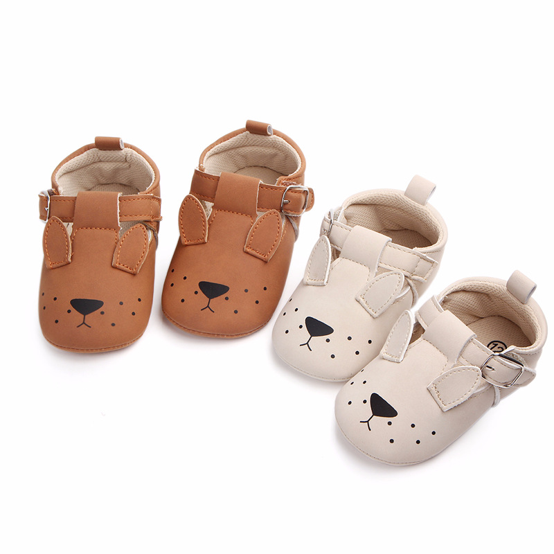 2 Pairs/Lot Baby Shoes For Newborn Soft Soled First Walker Cute Cat Baby Boy Girl Sneaker Toddler Footwear Shoes Prewalker