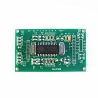 RFID Mi Fare Reader Writer Module UART 3V 5V Tags Read Write Coil Antenna Built In