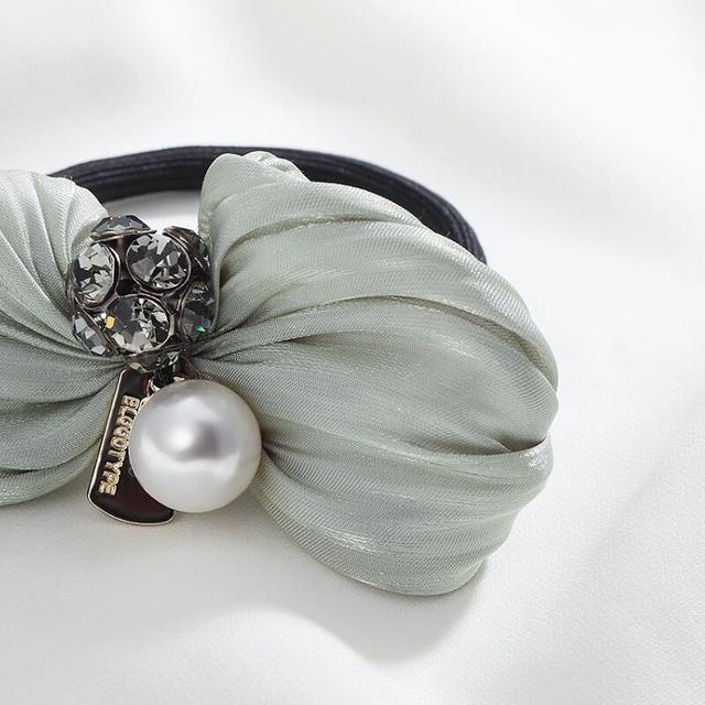 Химера лук эластичные резинки для волос жемчужная резинка женщин