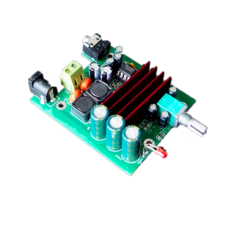 tpa3116d2 subwoofer digital power amplifier 100w amp board audio module in amplifier from. Black Bedroom Furniture Sets. Home Design Ideas