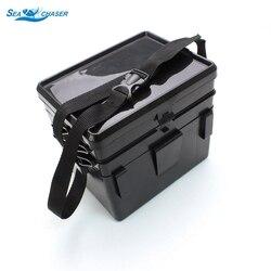 Wielofunkcyjny 3 warstwy przynętę pudełko duża objętość pudełko rybackie połowów przynęta przynęty pojemnik na ryby 19 cm * 17 cm * 14 cm