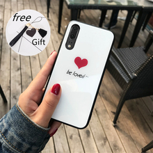 For Samsung Galaxy A30 A50 A70 A20 A40S Tempered Glass Case BE LOVE Co