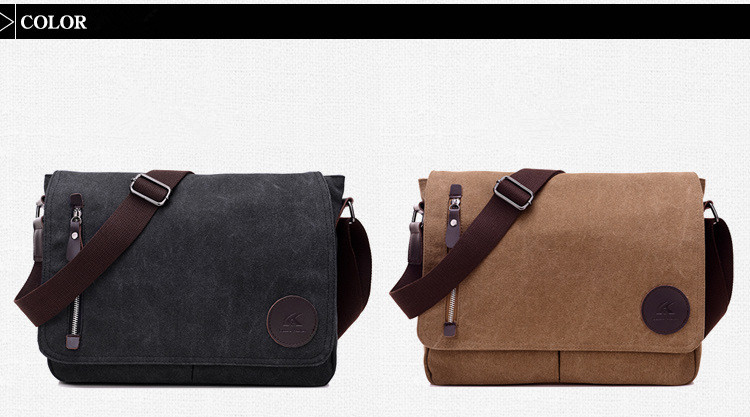 HTB1g1D4aEjrK1RkHFNRq6ySvpXaw 2019 Vintage Men's Briefcase Canvas Men Messenger bag Classic Designer Shoulder Bags Pocket Casual Business Laptop Travel bags