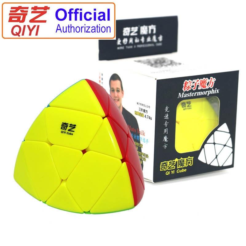 Qiyi Mastermorphix 155 Magie Cube Professionelle Geschwindigkeit Puzzle Reis Knödel Cubo Magico Magic Cube Kinder Bildung Spielzeug Qyj05 100% Original Rätsel & Spiele