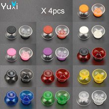 YuXi 4pcs Analog Joystick stick Cap Stick Grip Cover For Microsoft For XBOX 360 Xbox360 Controller стоимость