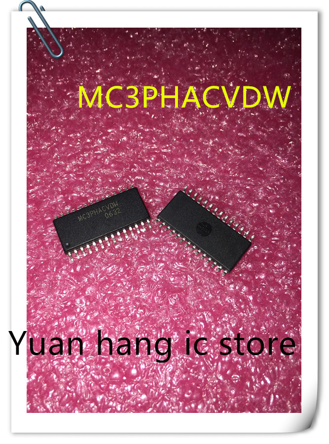 1PCS/LOT NEW MC3PHAC MC3PHACV MC3PHACVDW MC3PHACVDWE SOP-28