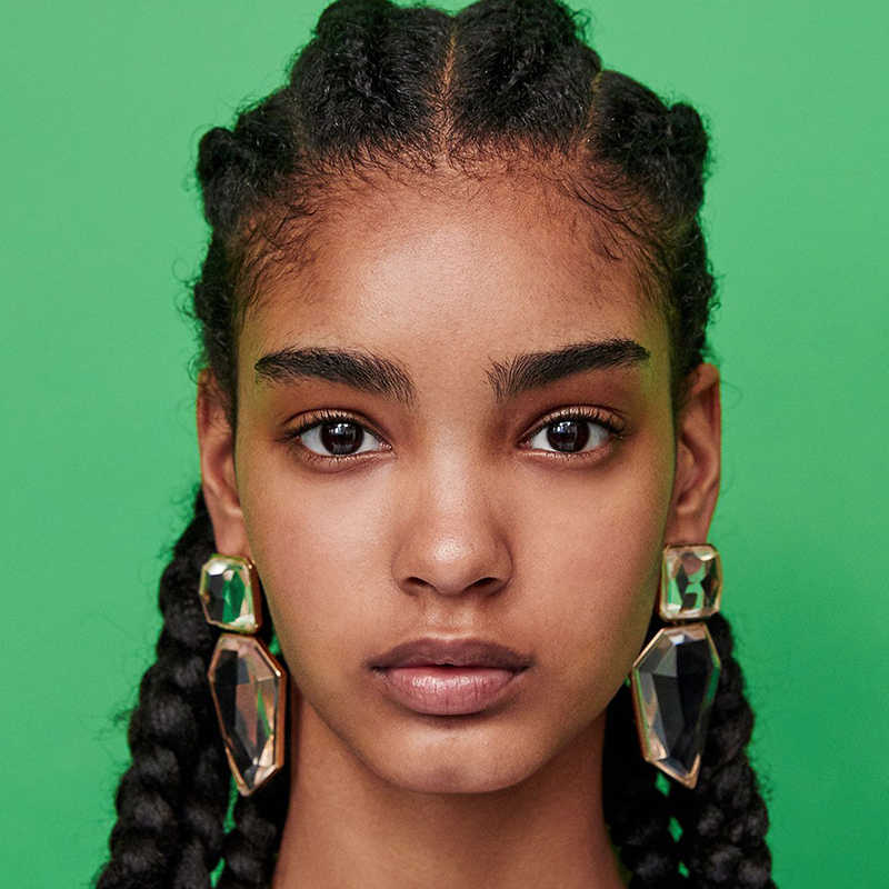 Miwens 32 Design Za Metal Resin Crystal Drop Earrings Women Trendy Big Dangle Earrings 2019 Hot Wholesale Factory Jewelry A129