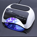 48W Nail Dryer Polish Machine CCFL LED UV Lamp Nail Lamp for Curing Nail Polish Gel Nail Art Automatic Hand Sensor US EU AU Plug