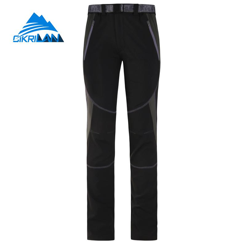 Summer Quick Dry Breathable Sunscreen Camping Hiking Pants Men Climbing Outdoor Cycling Trousers Pantalones Senderismo Hombre