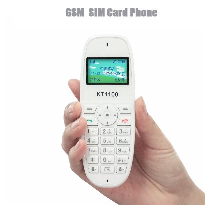 Téléphone fixe sans fil GSM 900/1800 MHZ de TD-SCDMA téléphone coloré avec identification d'appel SIM téléphone sans fil fixe pour le bureau à domicile