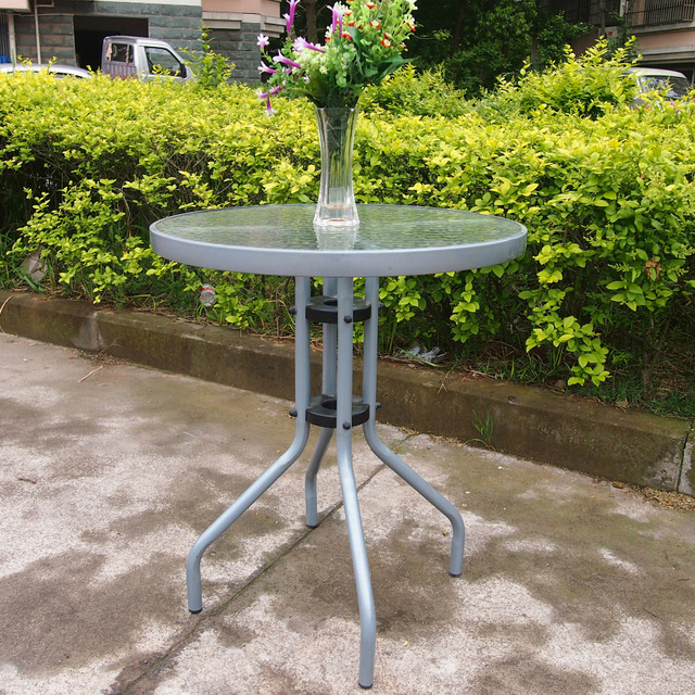 60cm Outdoor Tables Courtyard terrace casual table Round Dining tables
