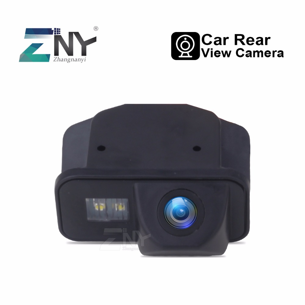 Car Backup Camera For Toyota Avensis T25 T27 Rearview Parking Reverse Camera NTSC Waterproof Night Vision PC1058 Chip image
