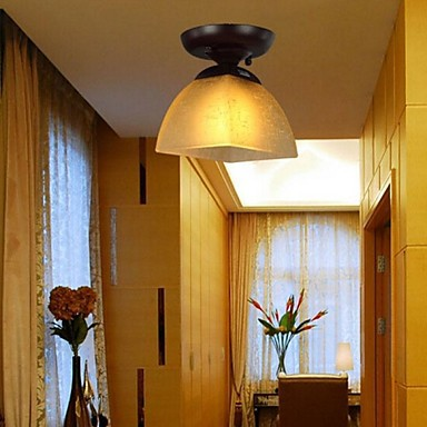 Nordic Retro Style LED Vintage Ceiling Lamp For Living Room Lamp Home Indoor Lighting Fixtures,Lamparas De Techo nordic retro chandelier lighting lustre lamparas for bedroom living room luminaria indoor light chandeliers home art decor lamp