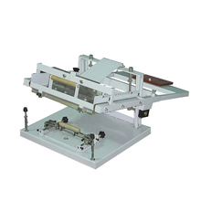 1pc cylinder screen printing machine for pen, bottles or other round products