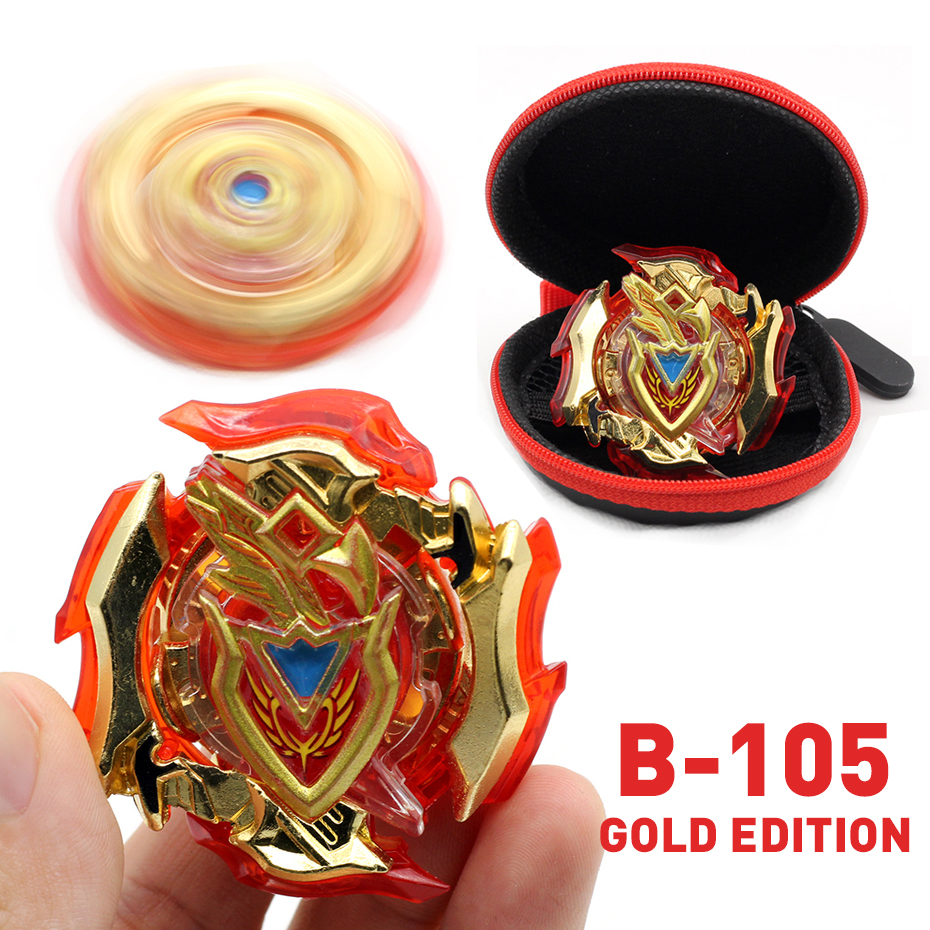 Gold Edition Beyblade Burst Toy B-122 No Launcher And Box Babled Metal Fusion Rotate Top Bey Blade Blade Child Boy Toy Gift