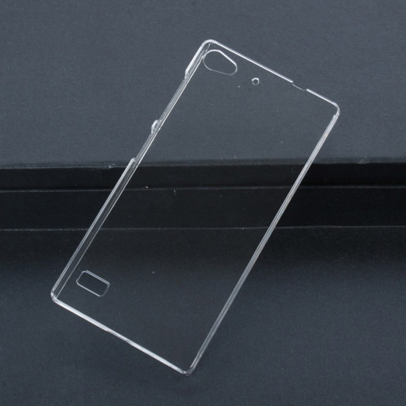 pretty nice 5a34b cb1a4 US $1.19 |New Clear Ultra Thin Transparent Crystal Case Hard Back Cover For  Lenovo VIBE X2 on Aliexpress.com | Alibaba Group