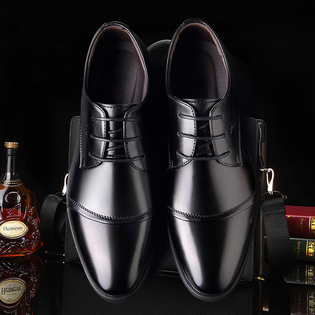 2018 new men's shoes selling high-quality shoes 3