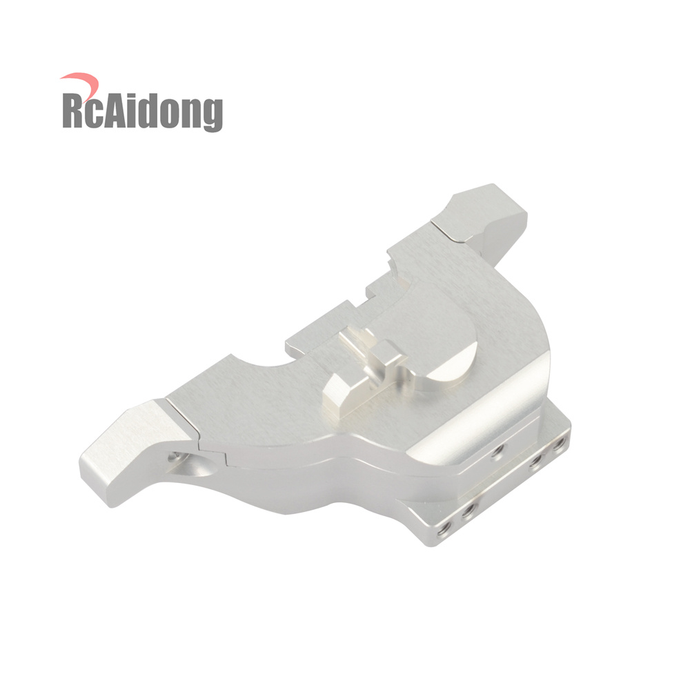 Image 5 - RC 1/10 Aluminum TRX4 Motor Mount Heat Sink for 1/10 RC Traxxas Trx4 TRX 4 Upgrade Parts TRX4 #8290-in Parts & Accessories from Toys & Hobbies