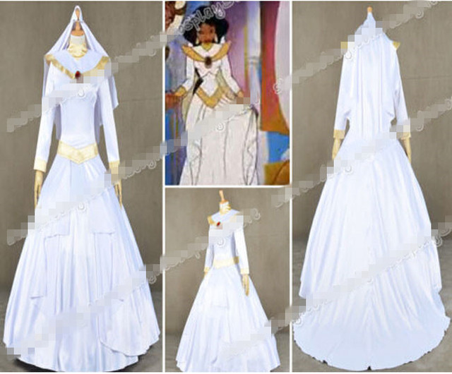Custom Made Aladdin And The King Of Thieves Princess Jasmine Bridal ...