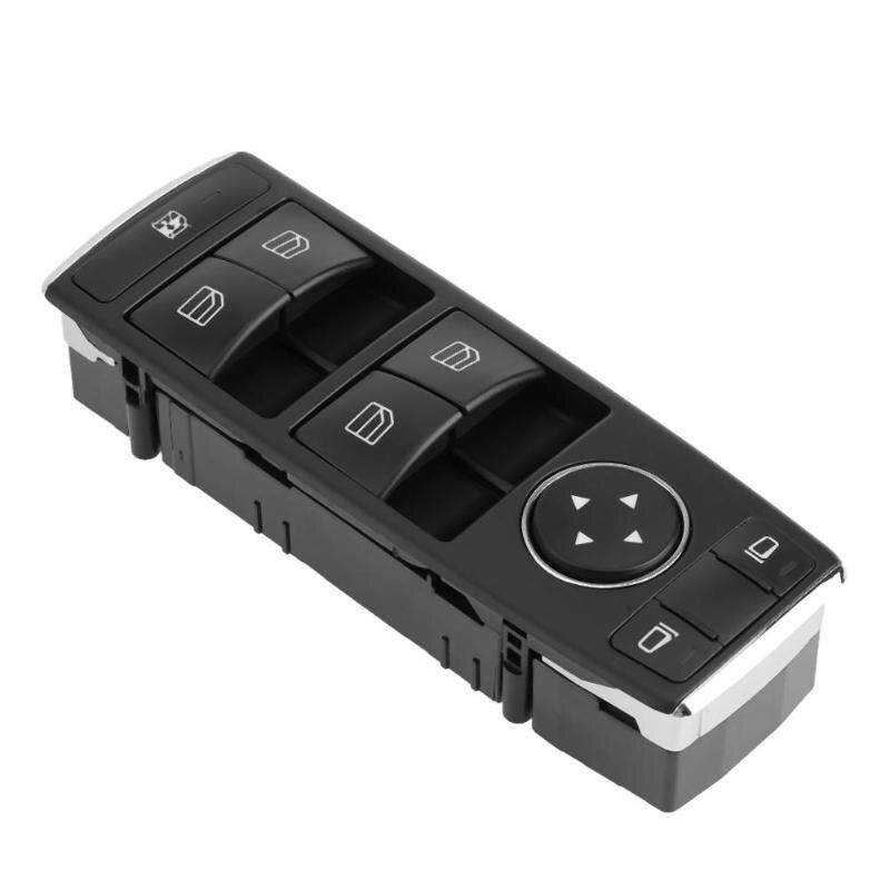 VODOOL Voiture Fenêtre Electric Power Master Control Pour Mercedes-Benz GL350 W166 ML350 GL550 Porte Avant-Vitre électrique panneau - 2