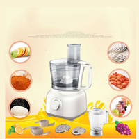 Convenient Big Capacity 1200ML Household Food Cooking Machine Food Mixer Vegetables Meat Chopper