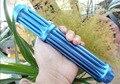 Высокая мощность военная Синяя лазерная указка 200000 м 450нм SOS лазер фонарик Сжигание матч/сухое дерево/черный/сжечь сигареты Охота