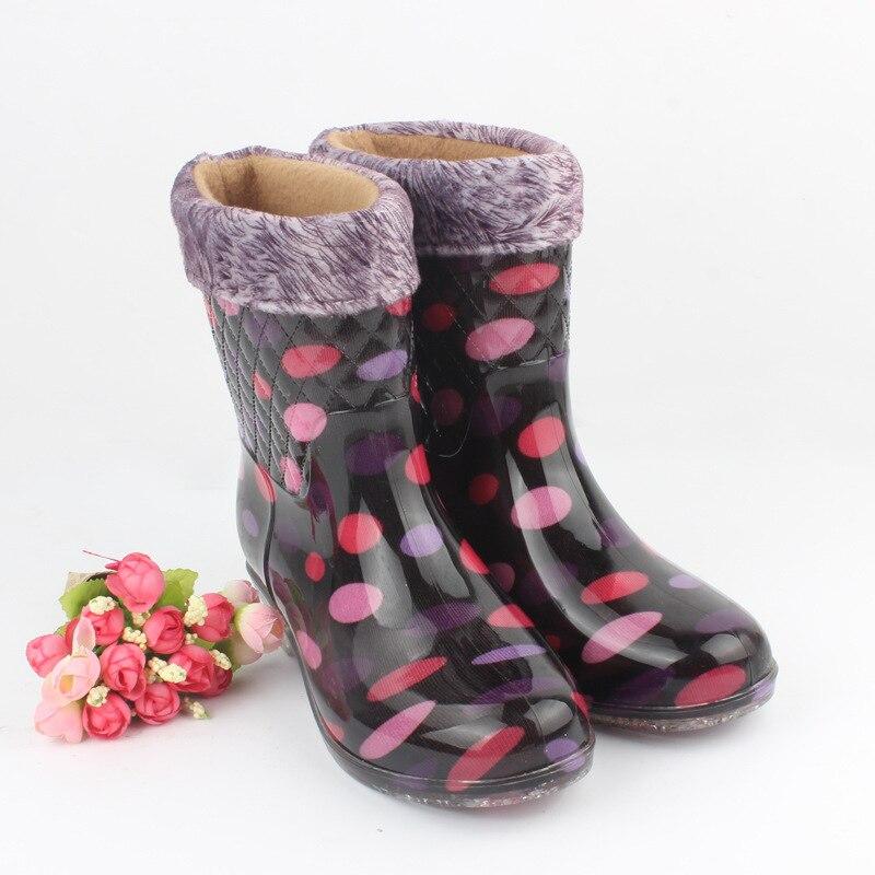 Popular Warm Rain Boots-Buy Cheap Warm Rain Boots lots from China ...