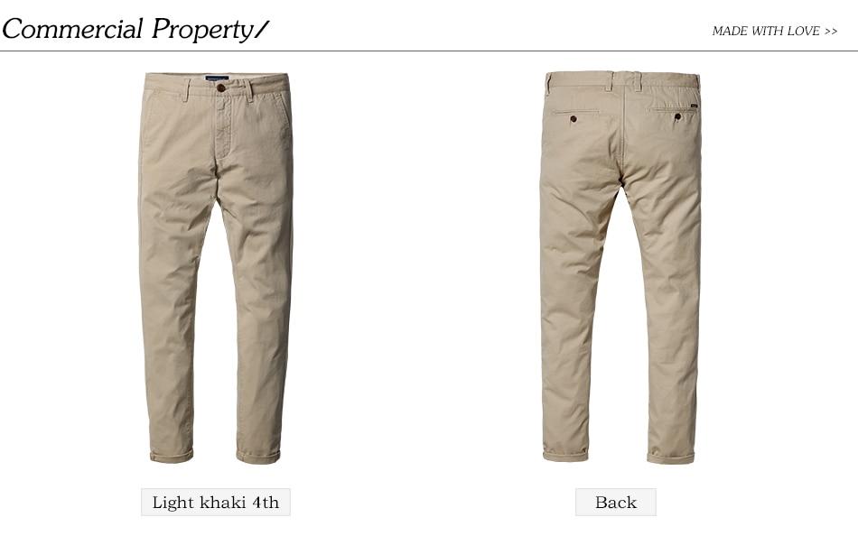 HTB1g1I0XorrK1RkSne1q6ArVVXaw Simwood Brand Autumn Winter New Fashion 2019 Slim Straight Men Casual Pants 100% Pure Cotton Man Trousers Plus Size KX6033