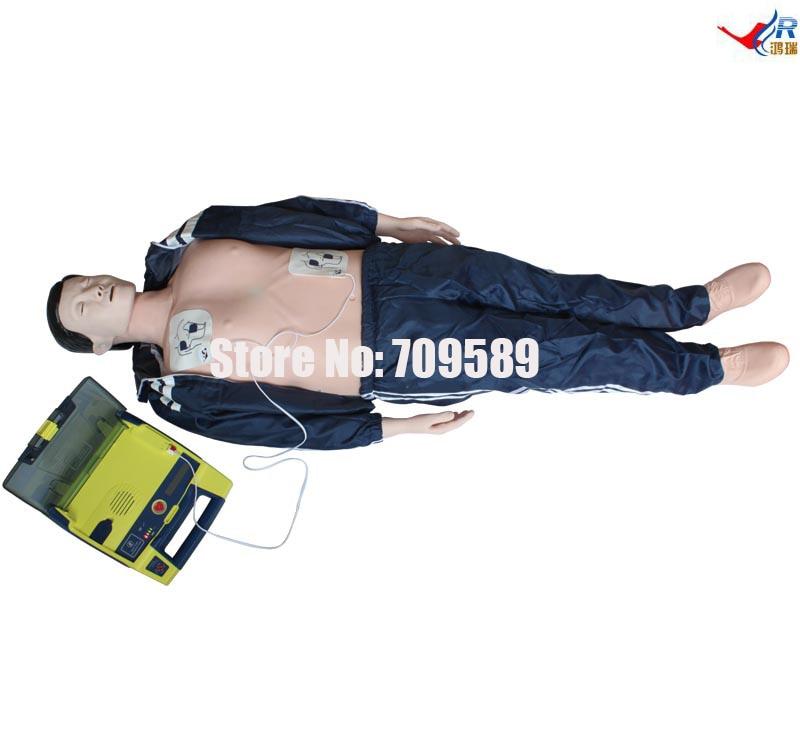 все цены на  Advanced Basic Life Support, BLS Manikin (CPR & AED Simulator)  онлайн