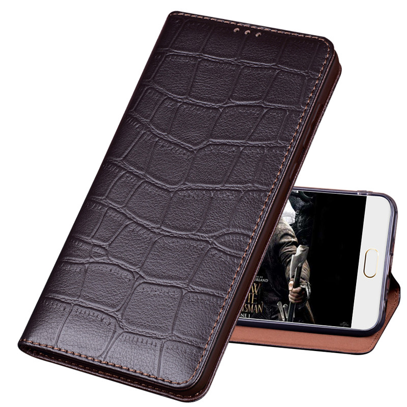 QX06 Genuine leather flip cover with kickstand for Nokia 7(5.2') flip case for Nokia 7 phone bag cover free shipping