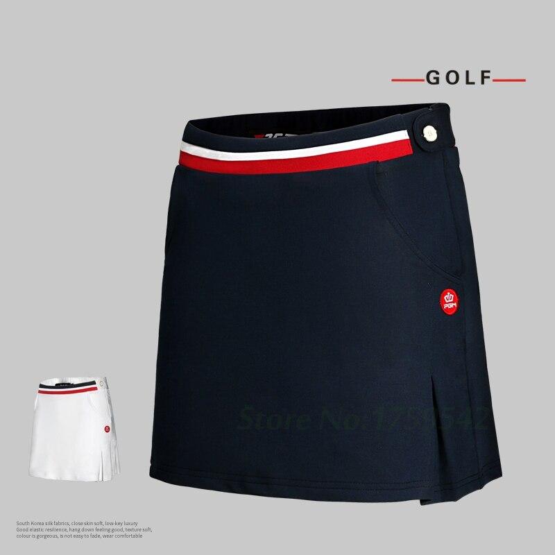 2017 New Golf Womens Short Skirt Golf Apparel Skirt Pleated for Women Elastic Comfortable Sports Skirt