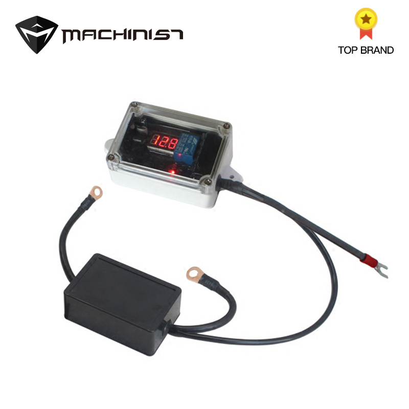 12V 120A Car Double Battery Isolator Protector Auto Dual Battery Controller Smart Battery Manager Max To 300A