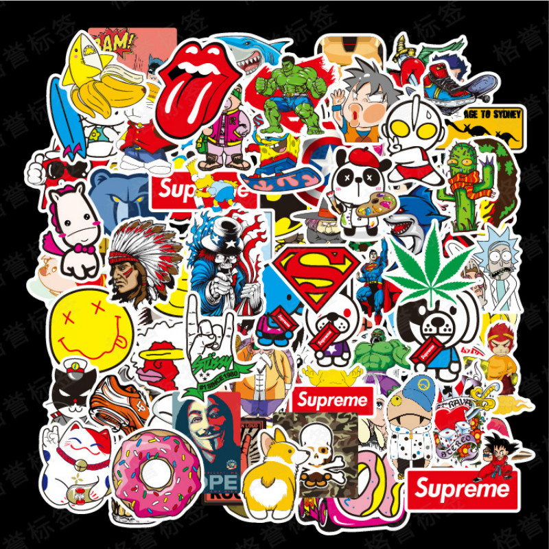 100-pcs-pack-classic-fashion-style-graffiti-stickers-for-moto-car-suitcase-cool-laptop-stickers-skateboard-sticker