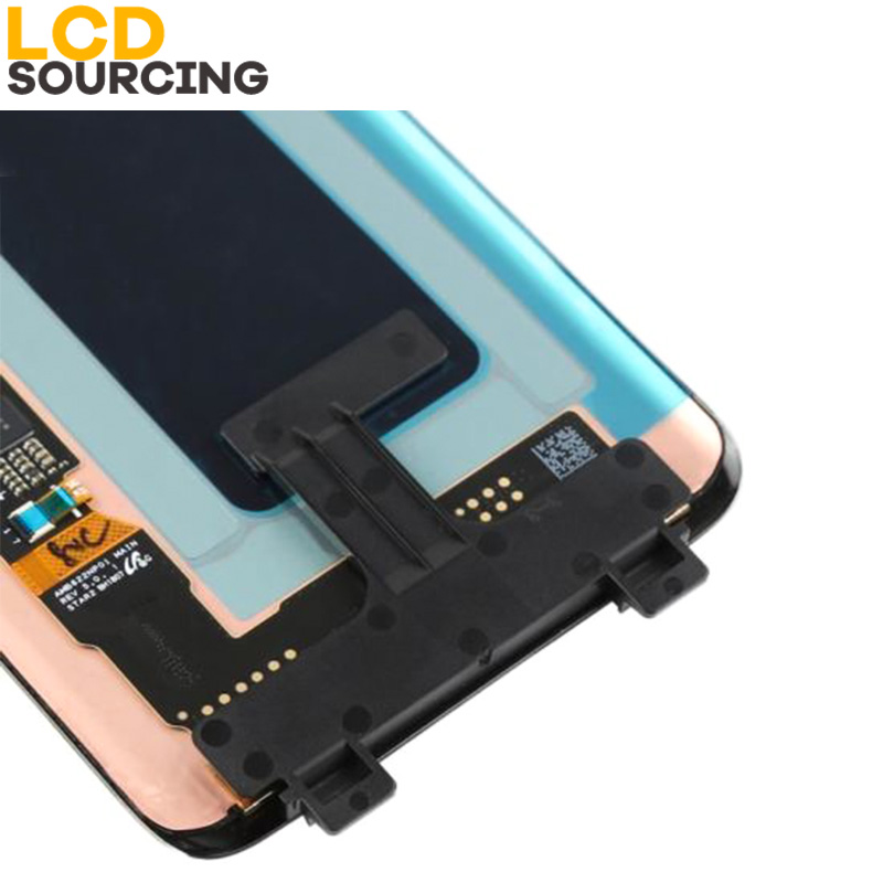 AMOLED LCD Display For SAMSUNG Galaxy S9 LCD G960F Touch Screen Digitizer Assembly + Frame For S9 Plus Display G965 Replacement
