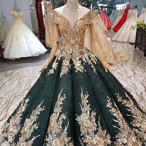 Image 4 - AIJINGYU Spanish Wedding Dress Gowns engagement Turkish Sexy Plus Size 26 Short Bridal Gown Design Dresses To Wear To A Wedding