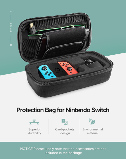 Big Hard  Storage Bag for Smart Accessories