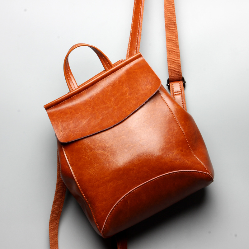 ФОТО 2016 Hot! Women fashion backpacks girls travel backpack school leather Korean version shoulder bag