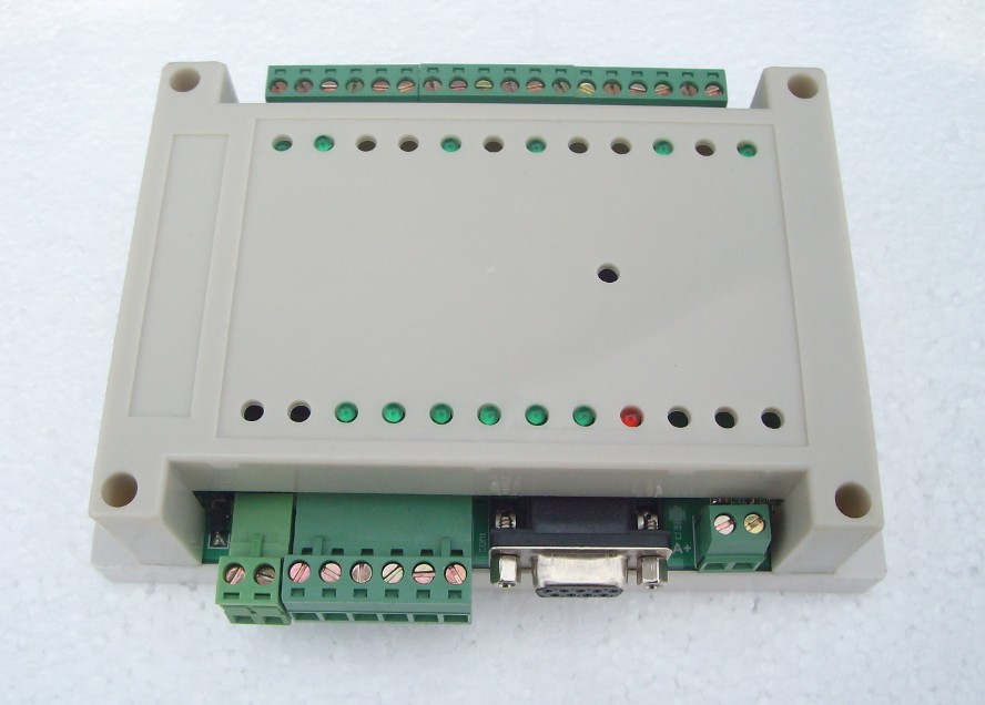6 channel relay moudle intelligent control module RS485/RS485 220V 10A relay Programming STC power control Electrical equipment