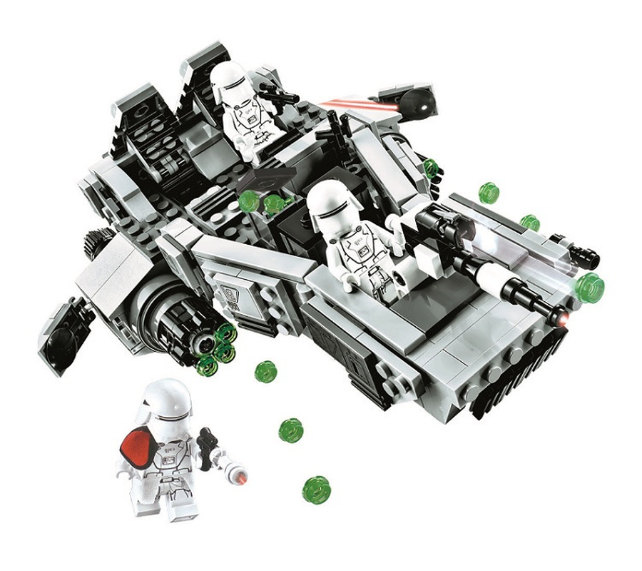 05002 /10576 463pcs Star Wars The First Order Transporter Set Model Building Blocks Bricks Toys Compatible with Legoings05002 /10576 463pcs Star Wars The First Order Transporter Set Model Building Blocks Bricks Toys Compatible with Legoings