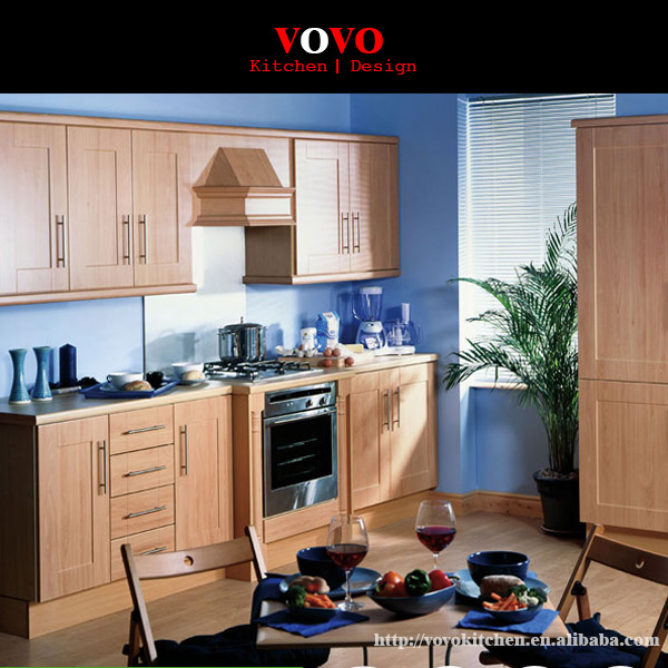American standard flat pack kitchen solid wood-in Kitchen ...