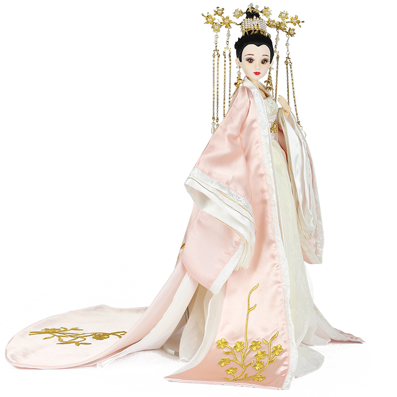 Fortune days 1/6 Doll East Charm name by Whirlwind Queen including clothes Suitable For DIY Original Chinese style doll