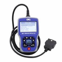 ОТК 3111 Pro OBD2 сканер OBD2 код читателя OBDII/может/abs/Airbag SRS OTC 3111 Pro трехъязычный сканирования OBD2 EOBD диагностический инструмент