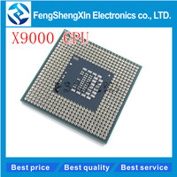 X9000 CPU Processor 2 8GHz 6MB 800MHz Socket P Scrattered Pieces For GM965 PM965 T9300 T9500