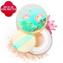 ILISYA Water Loose Powder Lasting Oil-control Concealer Brighten Skin Cosmetics Ultra-Light Matte Invisible Pores FinishSet