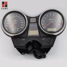 ZXMT Instrument Gauges Cluster Speedometer Tachometer Fit For Honda CB 1300 2003-2008 2004 2005 2006 2007 цена в Москве и Питере