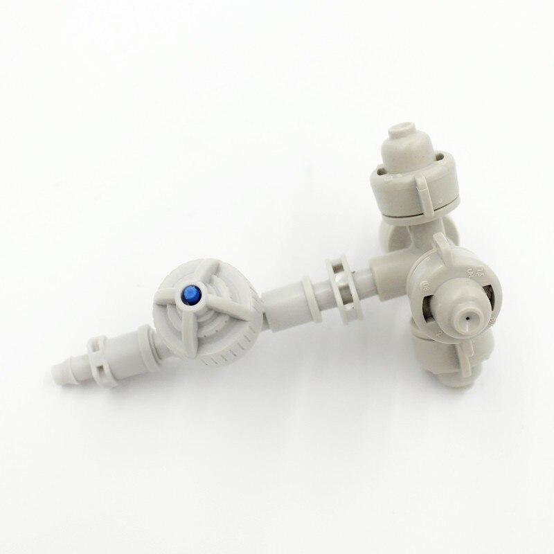 Micro Wasser Spray Anzug Neue Israelische Zerstäubung Düse Gewächshaus Beregnung Bewässerung-system Armaturen Lange Lebensdauer