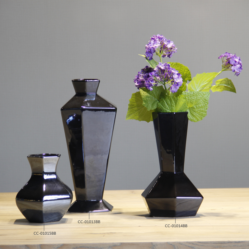 Aliexpress Buy Modern Ceramic Vase Decorative Vase Unique Design Tableware Ornament for