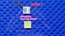 AOT LED Hintergrundbeleuchtung High Power LED 1,5 Watt 3 V 3030 94LM Cool white LCD Hintergrundbeleuchtung für TV TV Anwendung 3030C W3C3